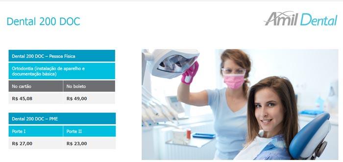 Preço-do-dental-200-DOC-Amil
